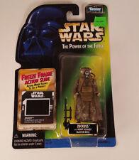 Zuckuss - Star Wars Power of the Force - 1997 Freeze Frame card.  NIP