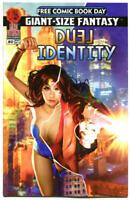 DUEL IDENTITY #0, NM, Nuguit, Elaine Lee, FCBD, 2014,more Promo / items in store