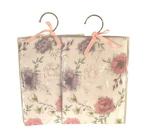 A Pair of Beautiful Fragrance Sachets Pink - New