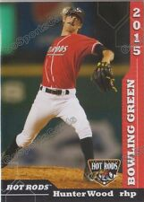 2015 Bowling Green Hot Rods Team Set Tampa Bay Rays