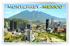 MONTERREY MEXICO MOD2 FRIDGE MAGNET SOUVENIR IMAN NEVERA