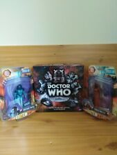 "The Doctor Who Action 5"" Figure's NEW Pyrovile Priestess/Sontaran Trooper+ Game"