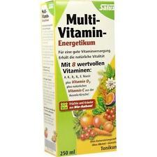 Salus Multi Vitamin Energetikum, 1er Pack (1 x 250 ml)