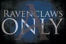 Ravenclaw poster,Harry Potter Fan Art Poster,Evanna Lynch,Luna Lovegood,Hogwarts