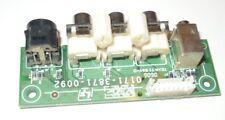VIZIO P42HDTV10A PLASMA TV IO BOARD   0171-3871-0092