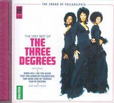 The Three Degrees The Sound Of Philidelphia CD New Nuevo sealed