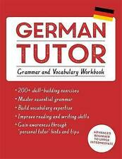 German Tutor: Grammar and Vocabulary Workbook (Learn German with Teach Yourself): Advanced Beginner to Upper Intermediate Course by Edith Kreutner, Jonas Langner (Paperback, 2016)