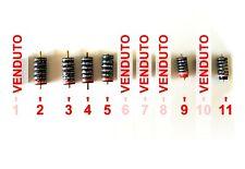 RULLINO NUMERATO CONTACHILOMETRI PIAGGIO VESPA vari modelli vintage originale