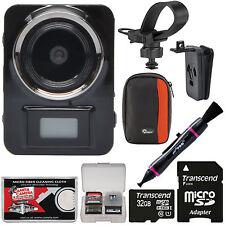 Vivitar DVR906HD HD LifeCam Digital Video Camera Camcorder Body Cam Kit