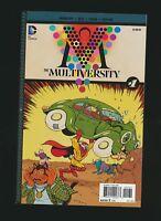 The Multiversity #1, Variant Cover, High Grade