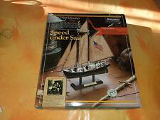 Modellbausatz * N.Y Pilot Schooner Phantom `1868 * Authentic Models Holland