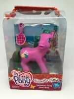 MLP My Little Pony NEW Butterfly Island Shimmer Pony Shell Belle G3 2004