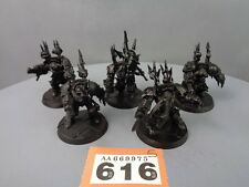 WARHAMMER Space Marine del Caos Terminator Squad 616