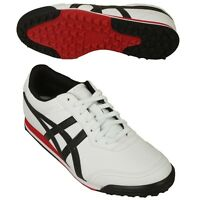 Asics Japan Golf Shoes GEL PRESHOT CLASSIC 2 Soft Spike TGN915 White Black