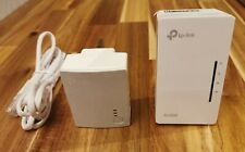 TP Link AV600 Powerline WiFi Extender TL-WPA4220 kit