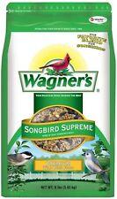 62042 Songbird Supreme Blend Wild Bird Food, Contains 50% Sunflower,8-Pound Bag