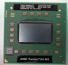TA001 AMD TL50 Processeur Turion 64 X2 Socket S1G1 1,8Ghz TMDTL50HAX4CT