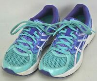 ASICS Gel Contend 3 Running Shoes Womens Size 7 M T5F9N Multi Color