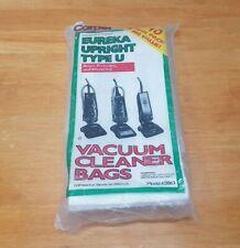 "EUREKA Upright ""Type U"" Vacuum Cleaner Bags / 10 Pack / #3863"