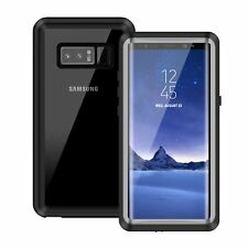 For Samsung Galaxy Note 8 Waterproof Case Wireless charging shockproof Cover