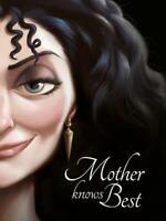 Tangled: Mother Knows Best (Villain Tales 400 Disney), autumn (AUU29), New,