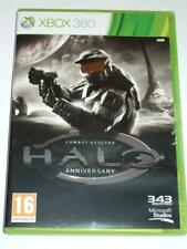 "Halo Anniversary Combat Evolved   Xbox 360 UK PAL ""FREE UK  P&P"""