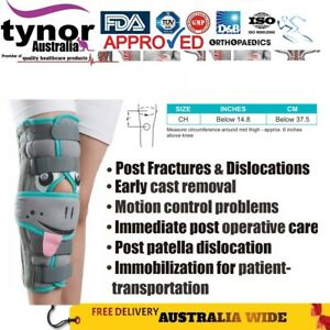 Tynor™ Paediatric Knee Immobilizer Cast Removal & Fracture Post Ops Child Brace