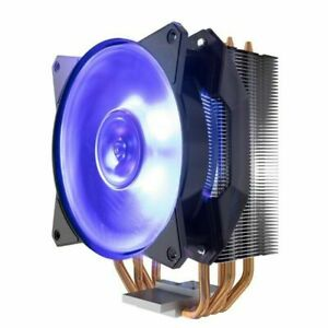 Cooler Master MA410P RGB CPU Air Cooler CDC 2.0 4 Heat Pipes Master Fan 120mm
