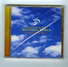 CD (NEW) A TRIBUTE TO GEORGE HARRISON SONGS FROM THE MATERIAL WORLD