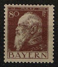 Bayern 85 I postfrisch, geprüft Dr. Helbig BPP, Mi. 140,-