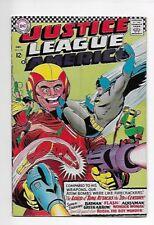 Justice League of America #50 1966 5.5 Fine-