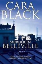 Murder in Belleville (Aimee Leduc), Black, Cara, 1845298950, New Book