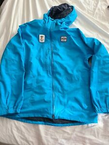VANCOUVER 2010 WINTER OLYMPICS BLUE STAFF JACKET MEN SIZE XL