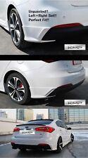 Rear Bumper Bodykit UnPainted AeroParts For KIA 2013 - 2017 Forte / Cerato / K3