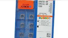 Korloy CCMT09T302-HMP PC9030 CCMT32.50.5-HM Carbide Inserts 10PCS/Box NEW In Box