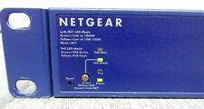 Netgear GS724TP 24-Port Smart Gigabit Switch with PoE Brackets & warranty inc