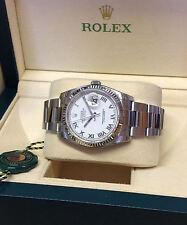 Rolex Men's Mechanical (Automatic) Round Wristwatches