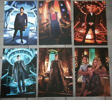 More details for doctor who 6  a3 posters drs 9,10,11,12,13 & fugitive in tardis by will brooks