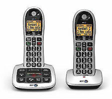 BT 4600 Big Button Telephone with Nuisance Call Blocker, answerphone, display