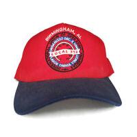 Local 312 International Union Of Operating Engineers Snapback Hat Birmingham AL