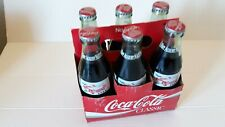 HOT AUGUST NIGHTS 1993 COCA COLA FULL SIX PACK!...Corvette!!..vintage..cruise!!!