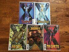 MARVEL X-MEN BLACK VARIANT COVER 5-PACK  NM