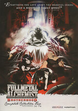 Fullmetal Alchemist: Brotherhood - Complete Collection Two NEW