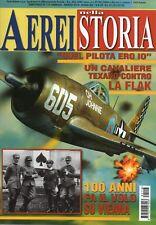 Aerei nella Storia 2018 118.Raymond L. Knight,Heinkel He 343,Caproni Ca. 133