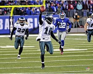 "DeSean Jackson Philadelphia Eagles Miracle at The Medowlands ll 11"" x 14"" Photo"