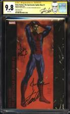 Peter Parker Spider-Man #1 SS CGC 9.8 Signed Stan Lee, Adam Kubert, Joe Jusko