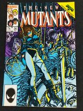 The New Mutants 36 Secret Wars Ii Feb 1986 Marvel Comics Kitty-Pryde- X Men