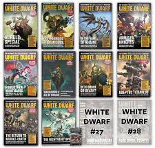 Games Workshop WHITE DWARF MONTHLY Magazine Back Issues (2018) Issue #17 +