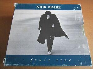 Nick Drake Fruit Tree 4cd No booklet