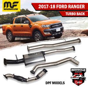2017-2020 FORD Ranger 3.2L TD Magnaflow Turbo-Back Exhaust System